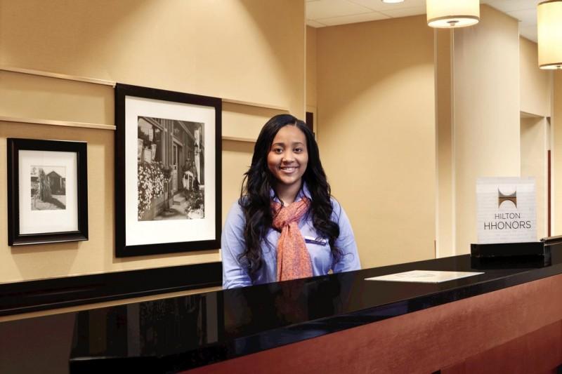 Hampton Inn By Hilton Hotel Review Emily Reviews