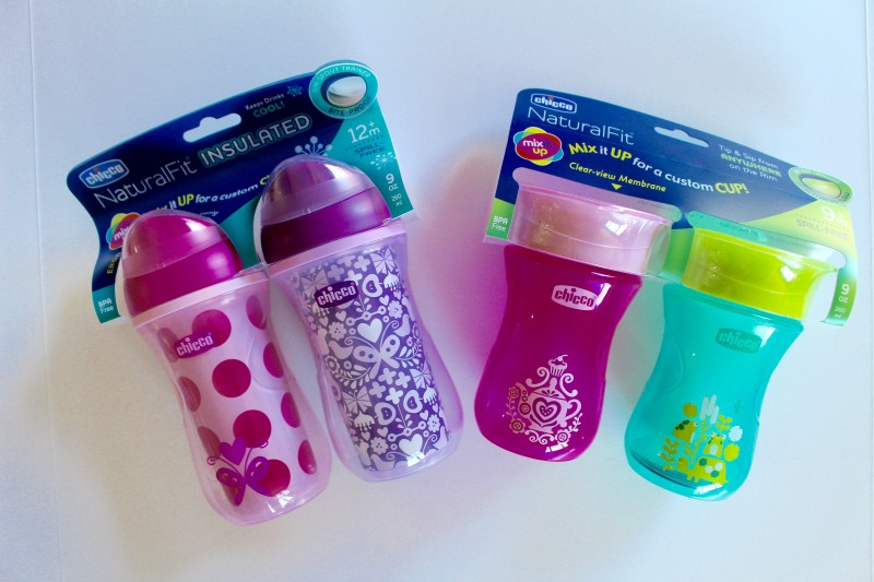 Chicco S Naturalfit Baby Amp Toddler Cups Review Emily