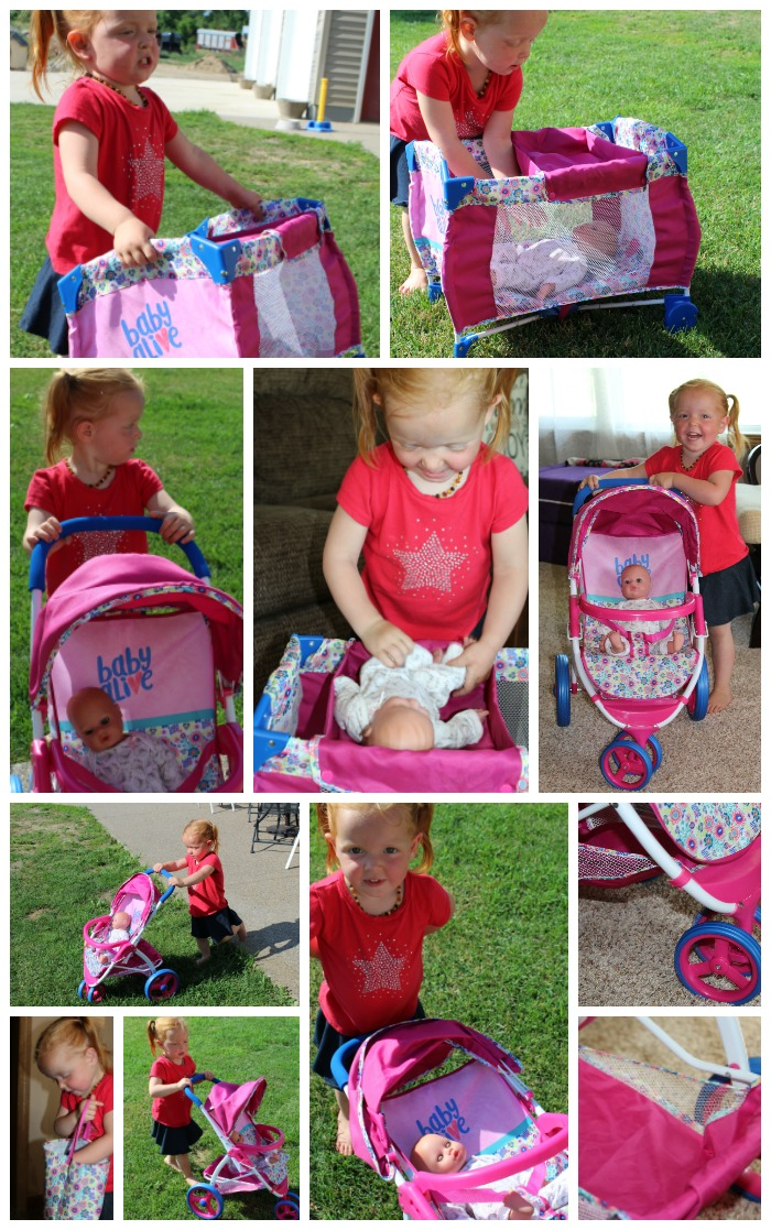Baby Alive Lifestyle Stroller Amp Doll Play Yard Giveaway