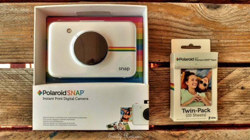 Polaroid Snap Instant Digital Camera Scrapbooking Accessories