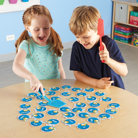 Sight Word Swat! Learning Resources Game