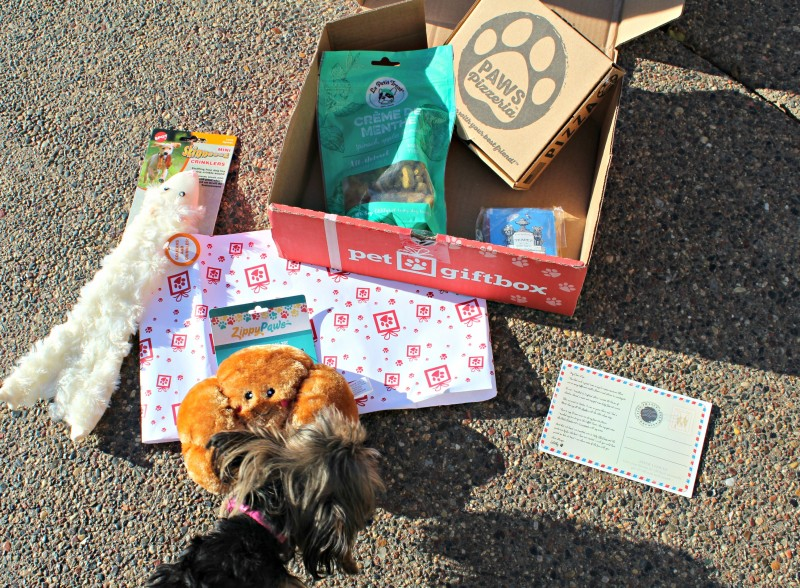 PetGiftBox from TheGiftBox Company