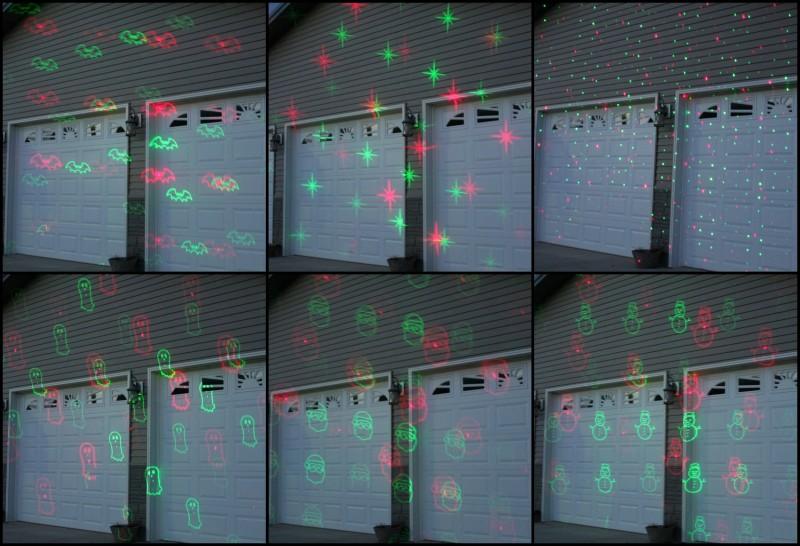BulbHead.com Star Shower Laser Magic