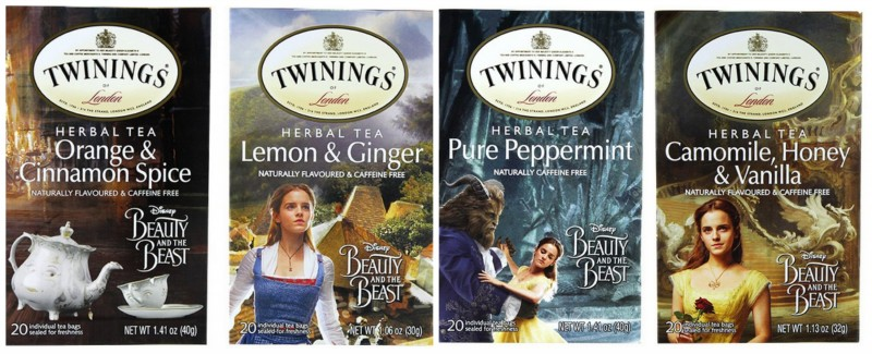 Twinings USA Beauty And The Beast Tea