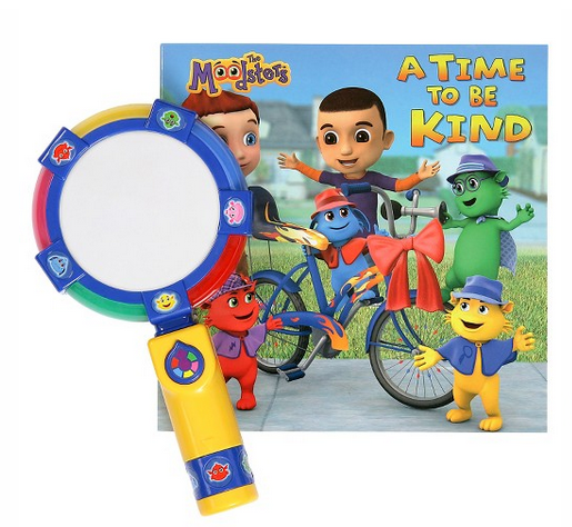 The Moodster Mirror and Storybook