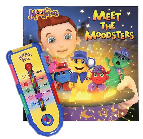 The Moodster Meter and Storybook