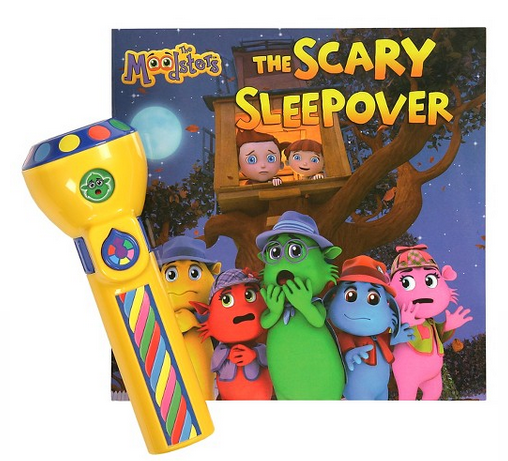 The Moodsters Feelings Flashlight and Storybook