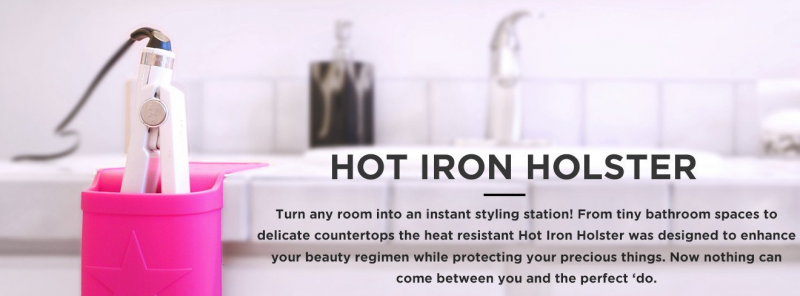 Holster Brands Hot Iron Silicone Holster