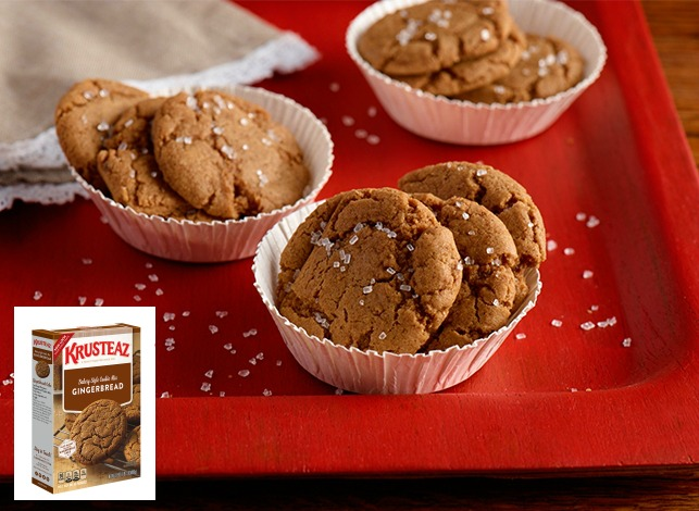 Krusteaz Gingerbread Cookie Mix