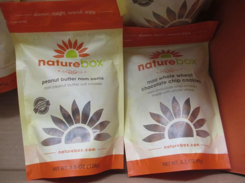 nature box snacks