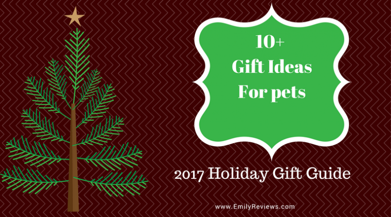 10+ gift ideas for pets. Cat and dog gift guide