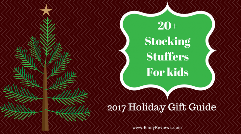20+ stocking stuffer gift ideas for kids
