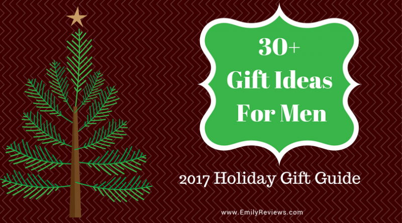 30+ Gift Ideas For Men