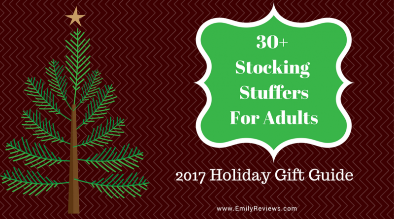 30+ stocking stuffer ideas for adults holiday gift guide
