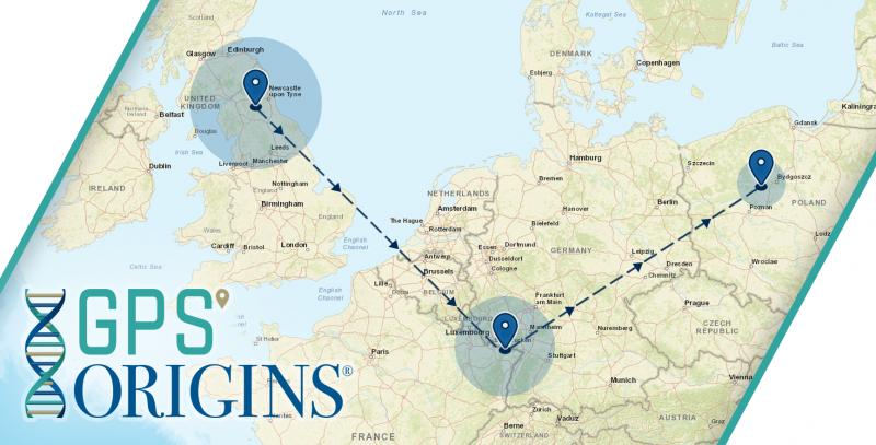 GPS Origins ancestry