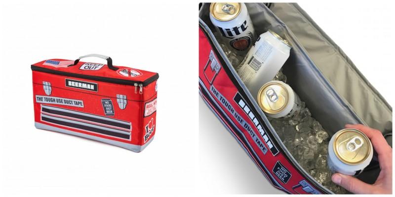 Big Mouth Inc. Handman Toolbox Cooler