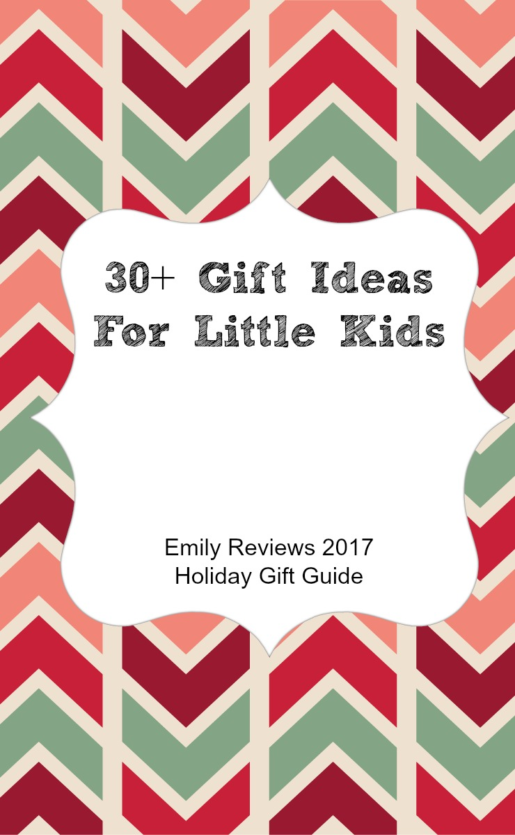 30+ gift ideas for little kids. Unique gift ideas for little kids roughly ages 3-8 years old.