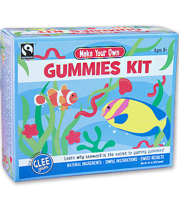 glee gum make your own gummies kit