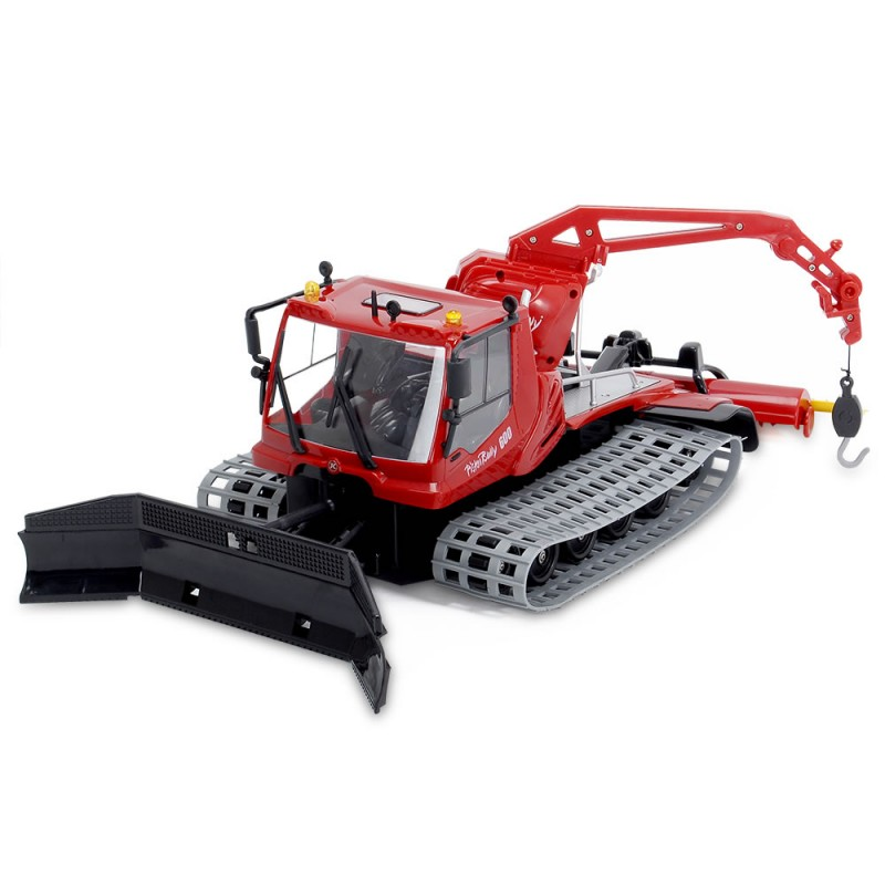 The Child's RC Snowplow