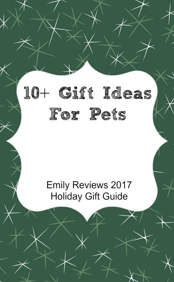 10+ Gift Ideas For Pets 2017 Cat and Dog Gift Guide