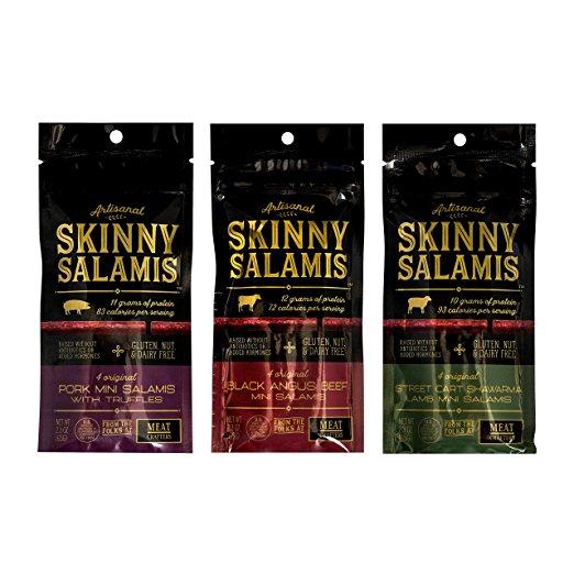 Skinny salami