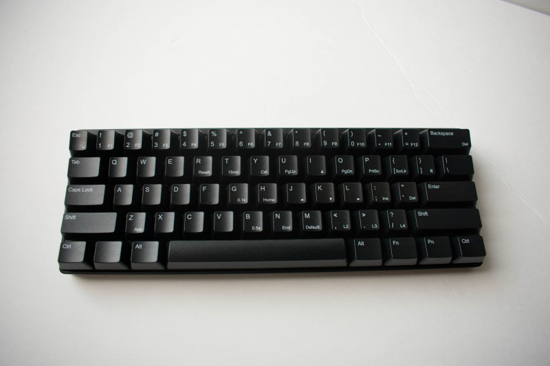 WASD VP3 61 key mechanical keyboard customized