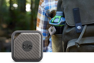 Tilesport bluetooth tracker