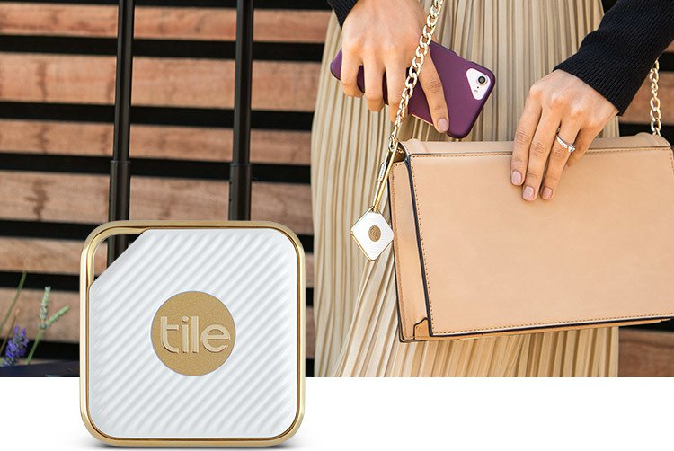 TileStyle bluetooth tracker