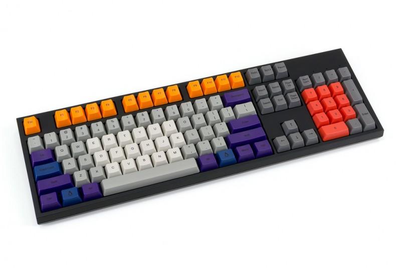 WASD customized mechanical keyboard