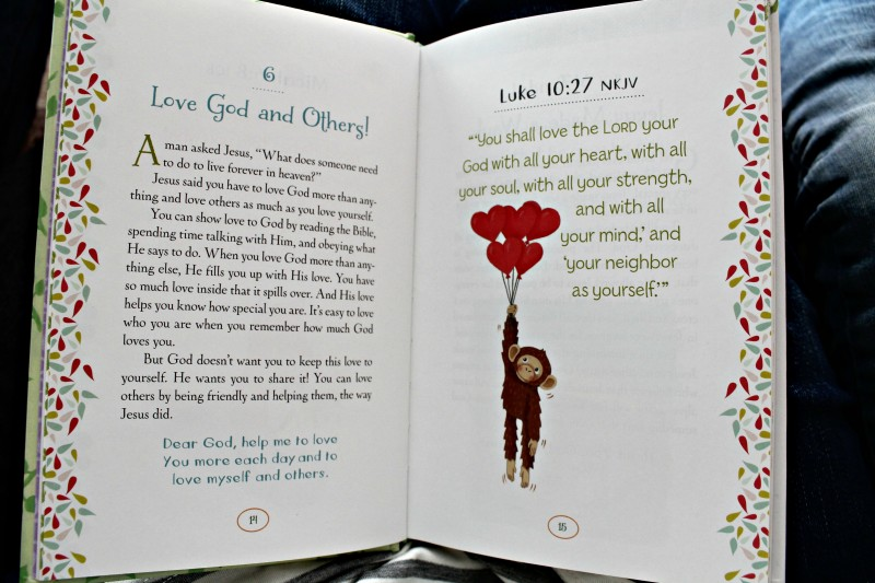 100 Favorite Bible Verses For Children {Review}