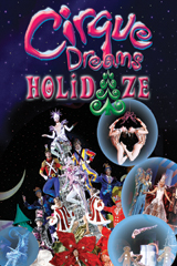Cirque Christmas.How We Jump Started Christmas Magic This Year Emily Reviews