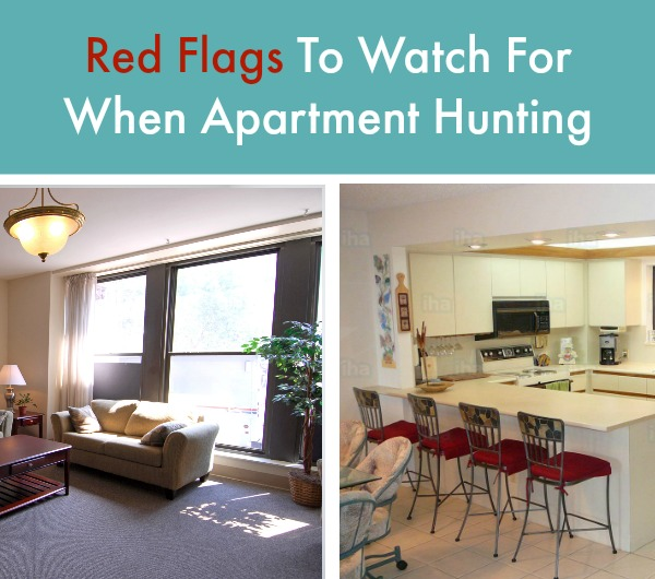 Appartment Hunting: 10 Red Flags To Watch Out For When Apartment Hunting