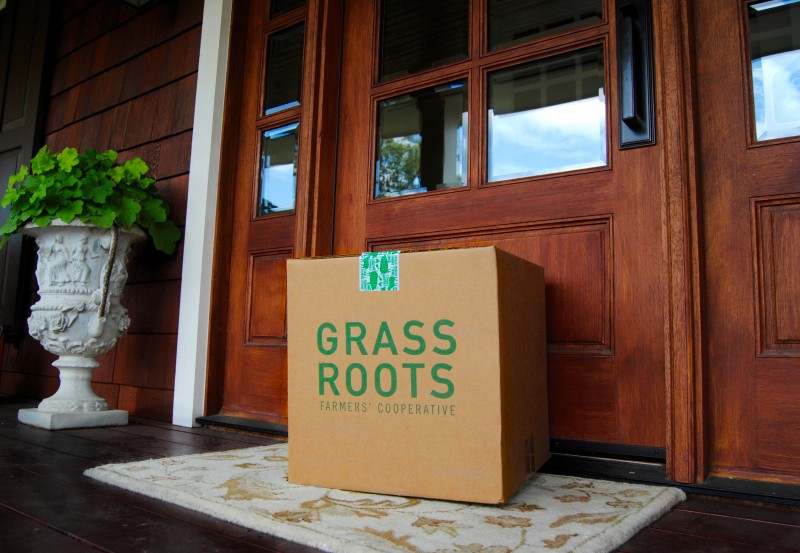 Grass Roots Subscription Box For Grass Fed Beef