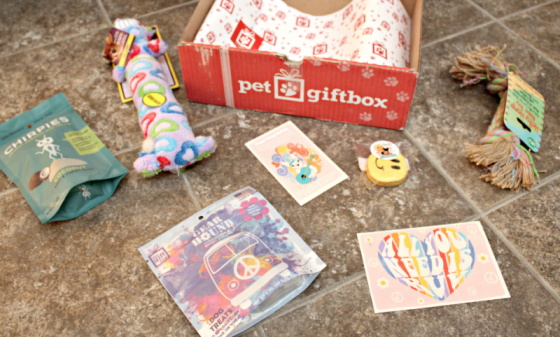 Happy Valentines Day From Pet Gift Box {+ Discount}