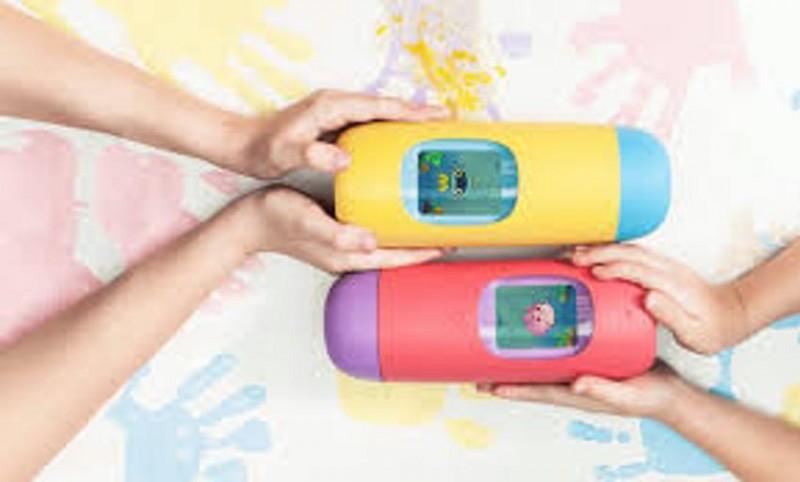 843ae3ef64 World Water Day & Gululu Interactive Smart Kids Water Bottle Deal ...