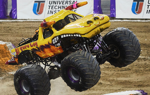 It's Almost Time For MONSTER JAM (Minneapolis, MN)