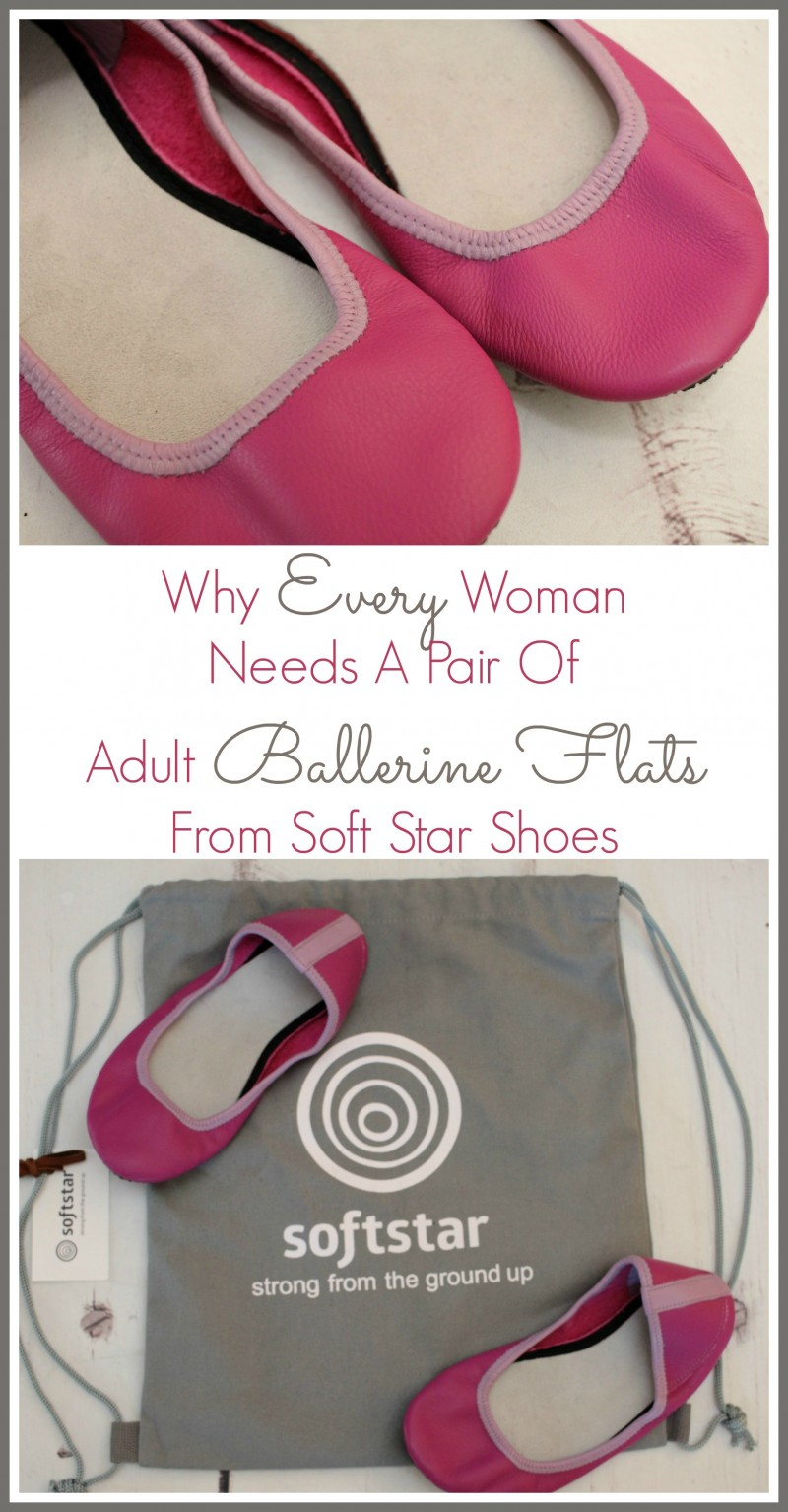 6ac00871cde9 Why Every Woman Needs A Pair Of Adult Ballerine Flats From Soft Star Shoes