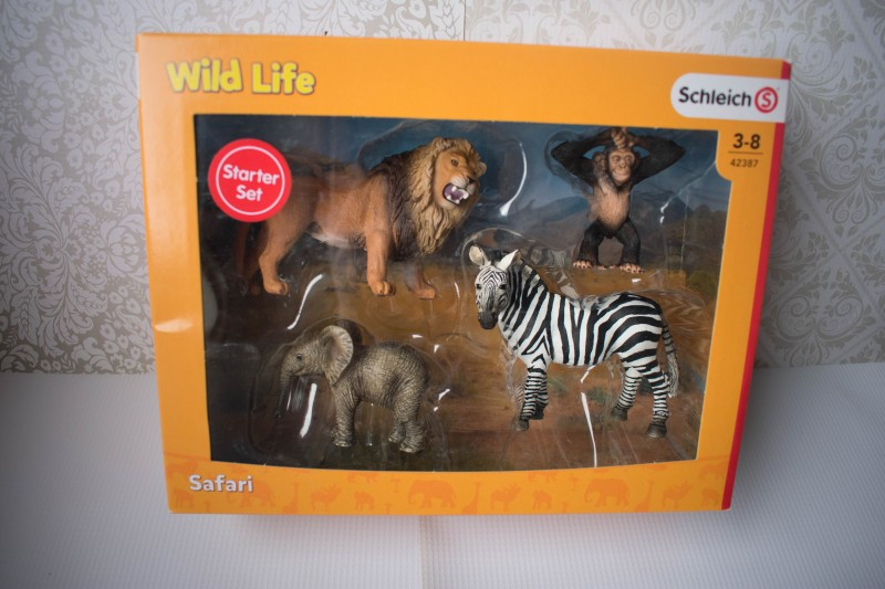 Creative Play With Schleich Animal Toys Emily Reviews