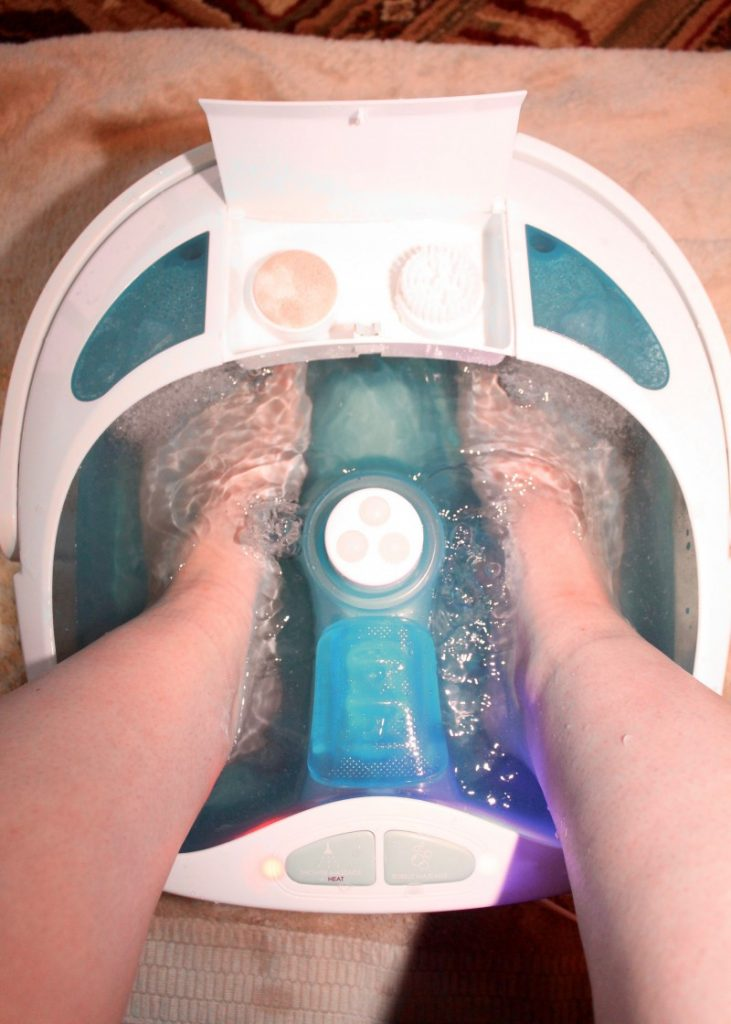Homedics Shower Bliss Foot Spa Review Amp Discount Code