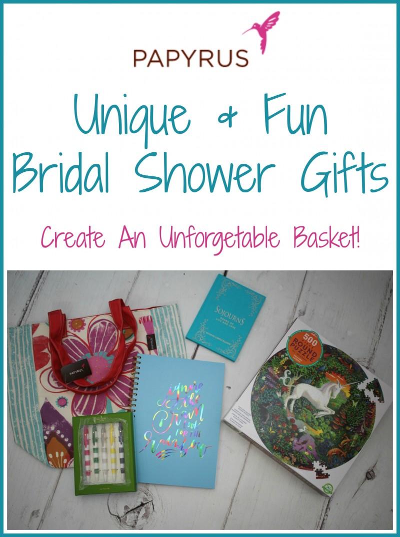 f23ecf14358 PAPYRUS Bridal Shower Gift Basket Idea