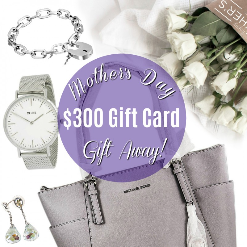 Mother's day $300 gift card giveaway my gift stop