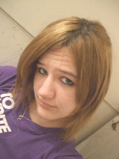 me at age 15
