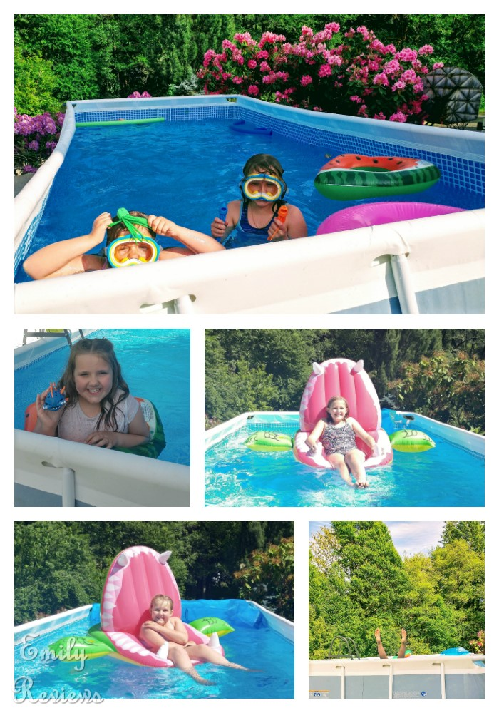 SwimWays Water Toys, Floats, Games & More ~ Review | Emily Reviews