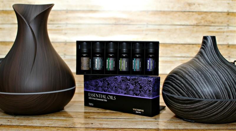 VicTsing Essential Oils & Diffusers -