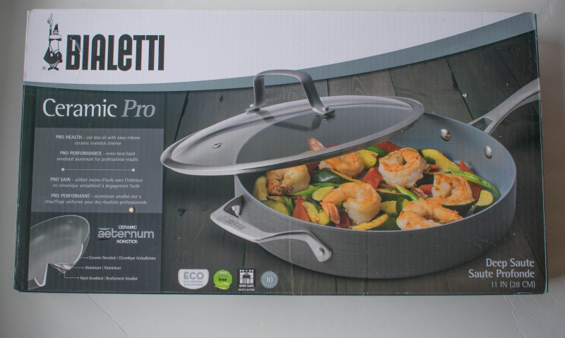 Turkey Sausage Amp Veggie One Pan Meal Amp Bialetti Covered