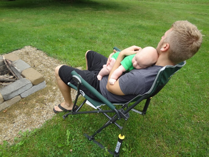 Awesome Gci Outdoors Roadtrip Rocker Review Emily Reviews Ncnpc Chair Design For Home Ncnpcorg