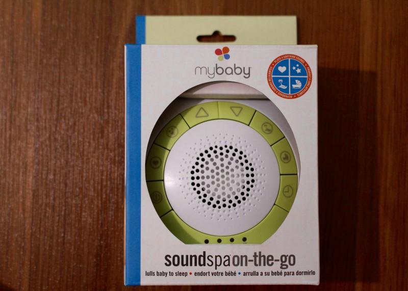 mybaby homedics soundspa on the go instructions