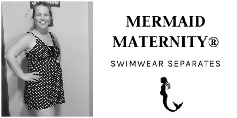 0fb22fbdf9492 Mermaid Maternity – Swim Suits For Expecting Moms! Review & Giveaway (8/18)