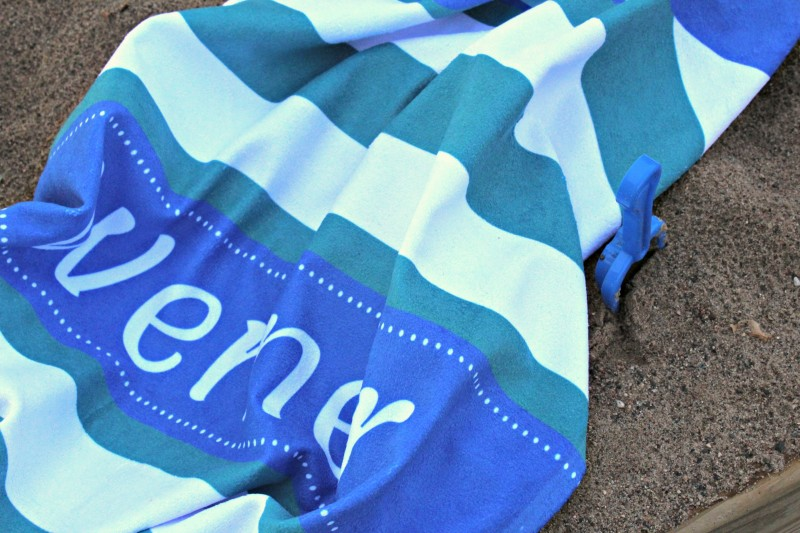 Just So Posh ~ Customized Beach Towels, Notebooks, & Gifts!