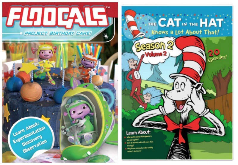 NCircle Entertainment ~ Floogals & The Cat In The Hat